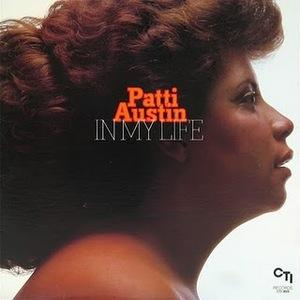 Front Cover Album Patti Austin - In My Life