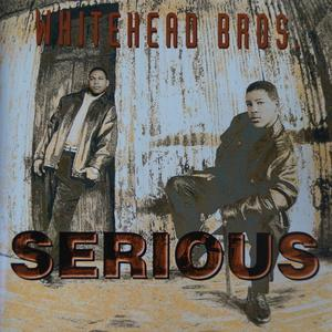 Album  Cover Whitehead Bros. - Serious on MOTOWN Records from 1994