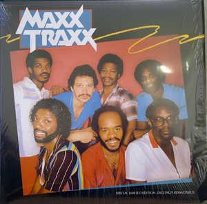 Album  Cover Maxx Traxx - Maxx Traxx on PULSE Records from 1982