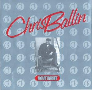 Front Cover Album Chris Ballin - Do It Right