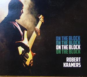 Album  Cover Robert Kramers - On The Block on ROBERT KRAMERS Records from 2012