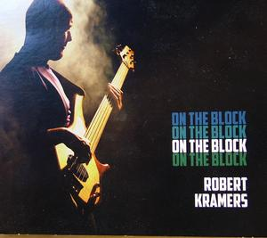 Front Cover Album Robert Kramers - On The Block