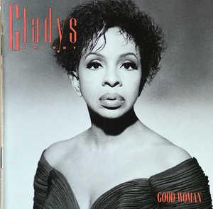 Album  Cover Gladys Knight - Good Woman on MCA Records from 1991