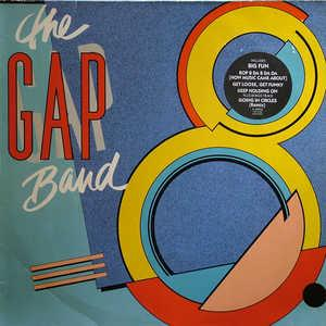 Album  Cover The Gap Band - The Gap Band 8 on TOTAL EXPERIENCE Records from 1986