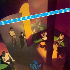 Album  Cover A Certain Ratio - I'd Like To See You Again on FACTORY Records from 1982