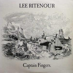 Album  Cover Lee Ritenour - Captain Fingers on CBS Records from 1977