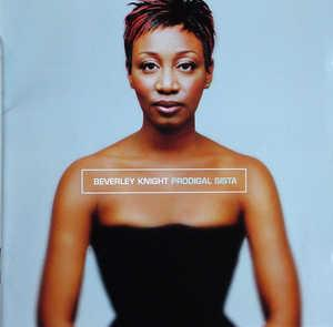 Front Cover Album Beverley Knight - Prodigal Sista