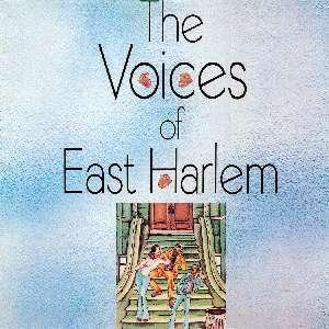 Album  Cover Voices Of East Harlem - Voices Of East Harlem on JUST SUNSHINE Records from 1973