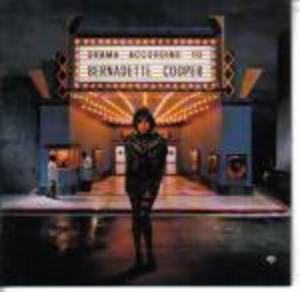 Album  Cover Bernadette Cooper - Drama According To Bernadette Cooper on MCA Records from 1990