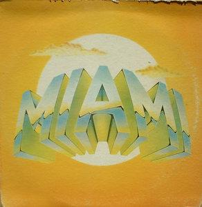 Front Cover Album Miami - Miami