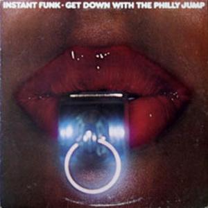 Album  Cover Instant Funk - Get Down With The Philly Jump on TSOP Records from 1976