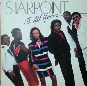 Front Cover Album Starpoint - It's All Yours  | wounded bird records | WOU 353 | US