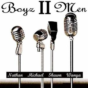 Album  Cover Boyz Ii Men - Nathan Michael Shawn Wanya on UNIVERSAL Records from 2000
