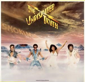 Album  Cover The Undisputed Truth - Smokin' on WHITFIELD Records from 1979
