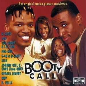 Front Cover Album Various Artists - Booty Call
