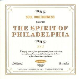 Album  Cover Various Artists - The Spirit Of Philadelphia on EXPANSION Records from 2002