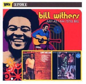 Album  Cover Bill Withers - Just As I Am on SUSSEX Records from 1971