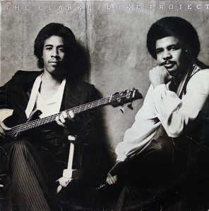 Album  Cover Stanley Clarke And George Duke - Clarke, Duke Project I on EPIC Records from 1981