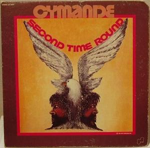 Album  Cover Cymande - Second Time Around on JANUS Records from 1973