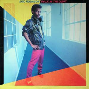 Album  Cover Eric Robinson - Walk In The Light on RCA Records from 1982