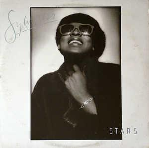 Album  Cover Sylvester - Stars on FANTASY Records from 1979
