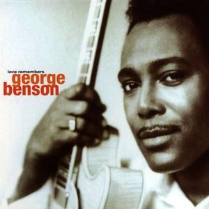 Front Cover Album George Benson - Love Remembers