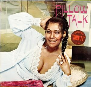 Album  Cover Sylvia - Pillow Talk on (VIBRATION/ALL PLUTINUM ) Records from 1978