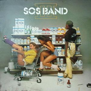 Album  Cover The S.o.s. Band - Iii on TABU Records from 1982