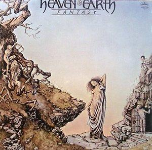 Album  Cover Heaven & Earth - Fantasy on MERCURY Records from 1979