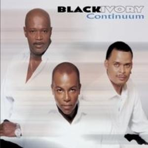 Album  Cover Black Ivory - Continuum on SLR Records from 2011