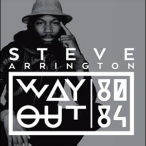 Album  Cover Steve Arrington - Way Out (80-84) on TUMMY TOUCH Records from 2014