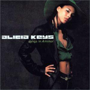 Album  Cover Alicia Keys - Songs In A Minor on J Records from 2001