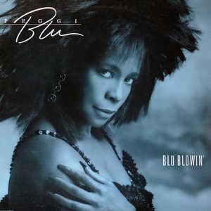 Album  Cover Peggi Blu - Blu Blowin' on CAPITOL Records from 1987