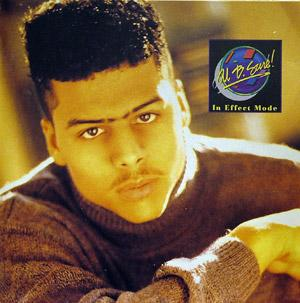 Album  Cover Al B Sure - In Effect Mode on WARNER BROS. Records from 1988