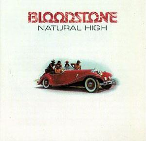 Front Cover Album Bloodstone - Natural High