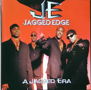 Album  Cover Jagged Edge - A Jagged Era on SO SO DEF Records from 1997