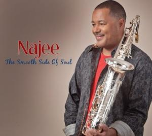 Front Cover Album Najee - Smooth Side Of Soul