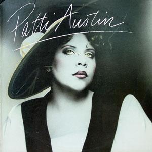 Album  Cover Patti Austin - Patti Austin on QWEST Records from 1984