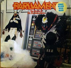 Album  Cover Parliament - The Clones Of Dr. Funkenstein on CASABLANCA Records from 1976