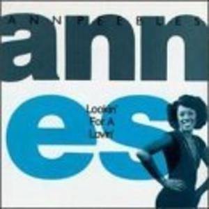 Album  Cover Ann Peebles - Lookin' For A Lovin' on HI Records from 1990