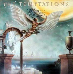 Front Cover Album The Temptations - Wings Of Love