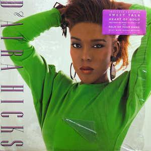 Album  Cover D'atra Hicks - D'atra Hicks on CAPITOL Records from 1989