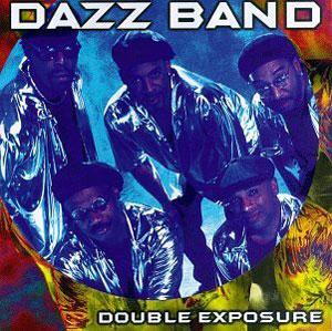 Front Cover Album The Dazz Band - Double Exposure