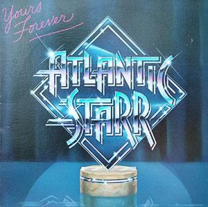 Front Cover Album Atlantic Starr - Yours Forever