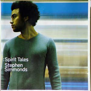 Album  Cover Stephen Simmonds - Spirit Tales on PARLOPHONE Records from 1998