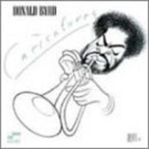 Album  Cover Donald Byrd - Caricatures on BLUE NOTE Records from 1976