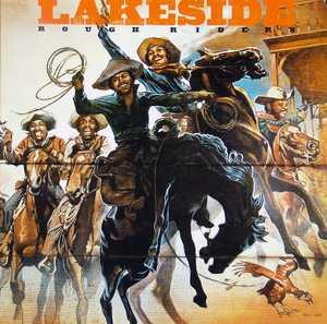 Front Cover Album Lakeside - Rough Riders