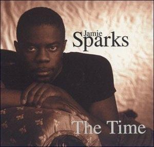 Album  Cover Jamie Sparks - The Time on SMASH TRACK Records from 1998