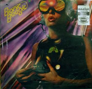 Front Cover Album Bionic Boogie - Bionic Boogie
