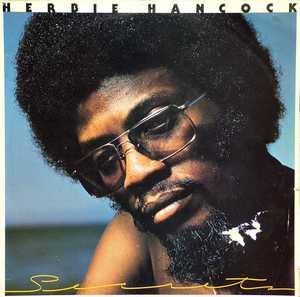 Album  Cover Herbie Hancock - Secrets on COLUMBIA (CBS) Records from 1976